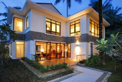 luxury villa in Koh Samui