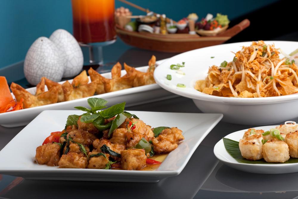 Sam Wok Restaurant Menu