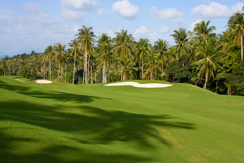 Santiburi Golf and Country Club, Koh Samui