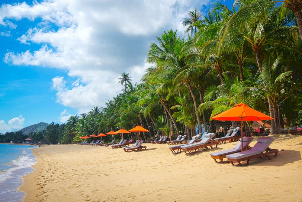 Best Beach in Koh Samui