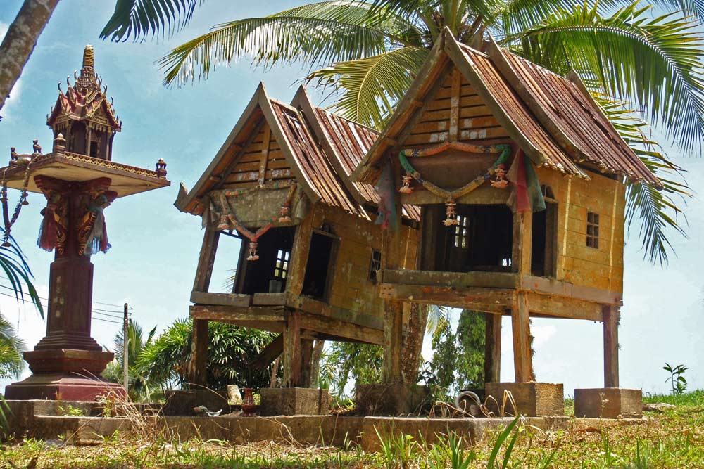Spirit Houses in Koh Samui