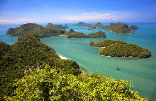 Koh Samui Archipelago - Angthong Marine Park