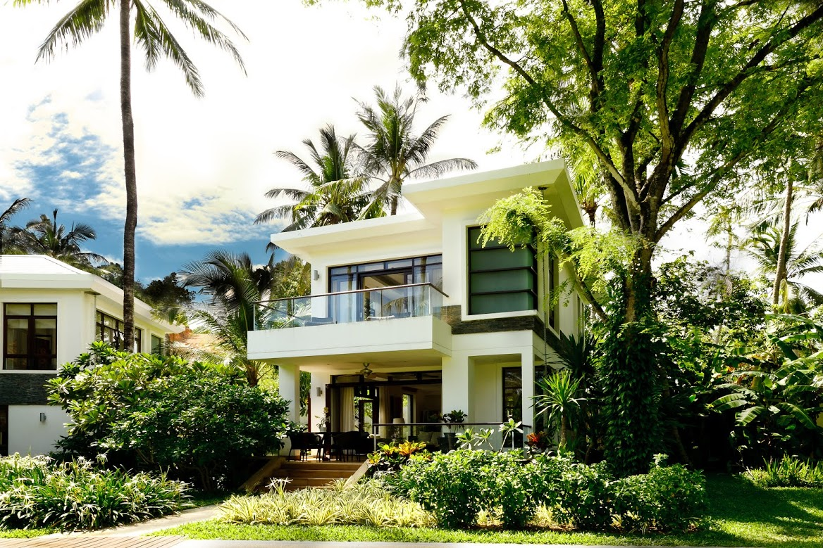 Garden view villas in koh samui for Gardens and villa