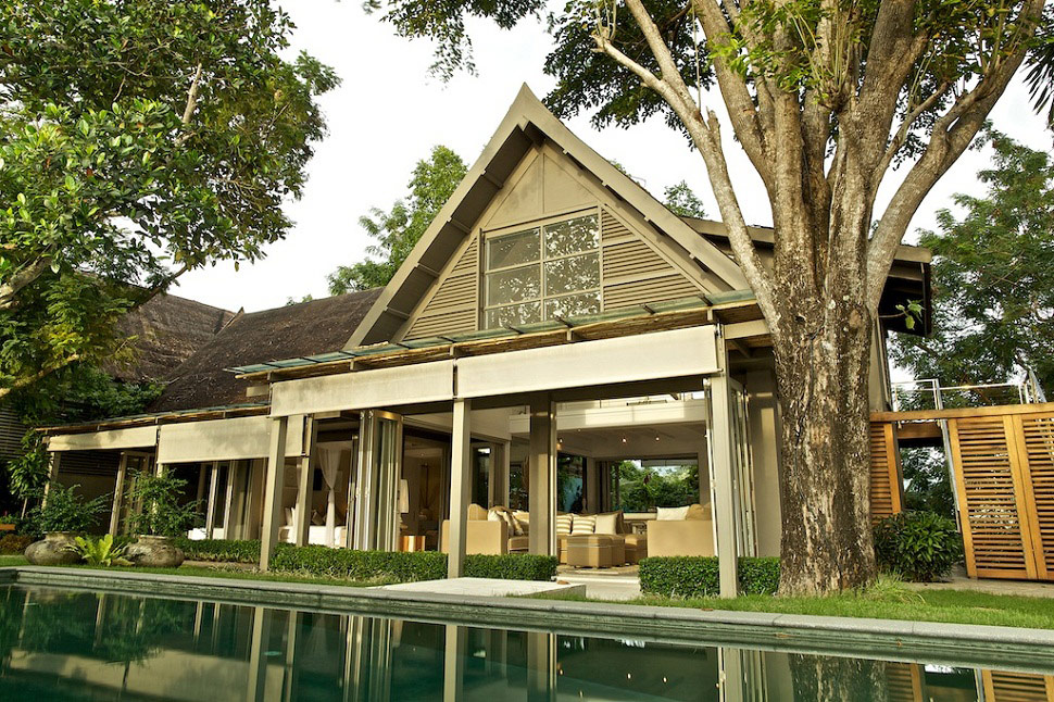4 Bedroom Sea View Villa with Private Pool at Taling Ngam Ko Samui