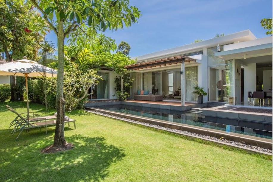 2 Bedroom Garden View Villa with Private Pool at Maenam Koh Samui