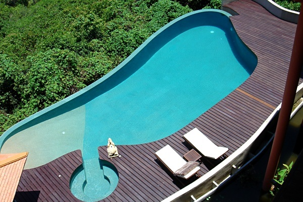 2 Bedroom Option Sea View Villa with Private Pool at Bang Por Ko Samui