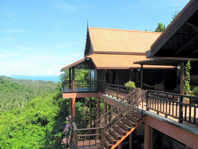 3 Bedroom Sea View Villa with Private Pool at Bang Por Ko Samui