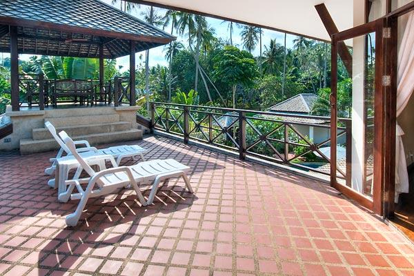 4 Bedroom Garden Villa with Private Pool at Bang Por Koh Samui