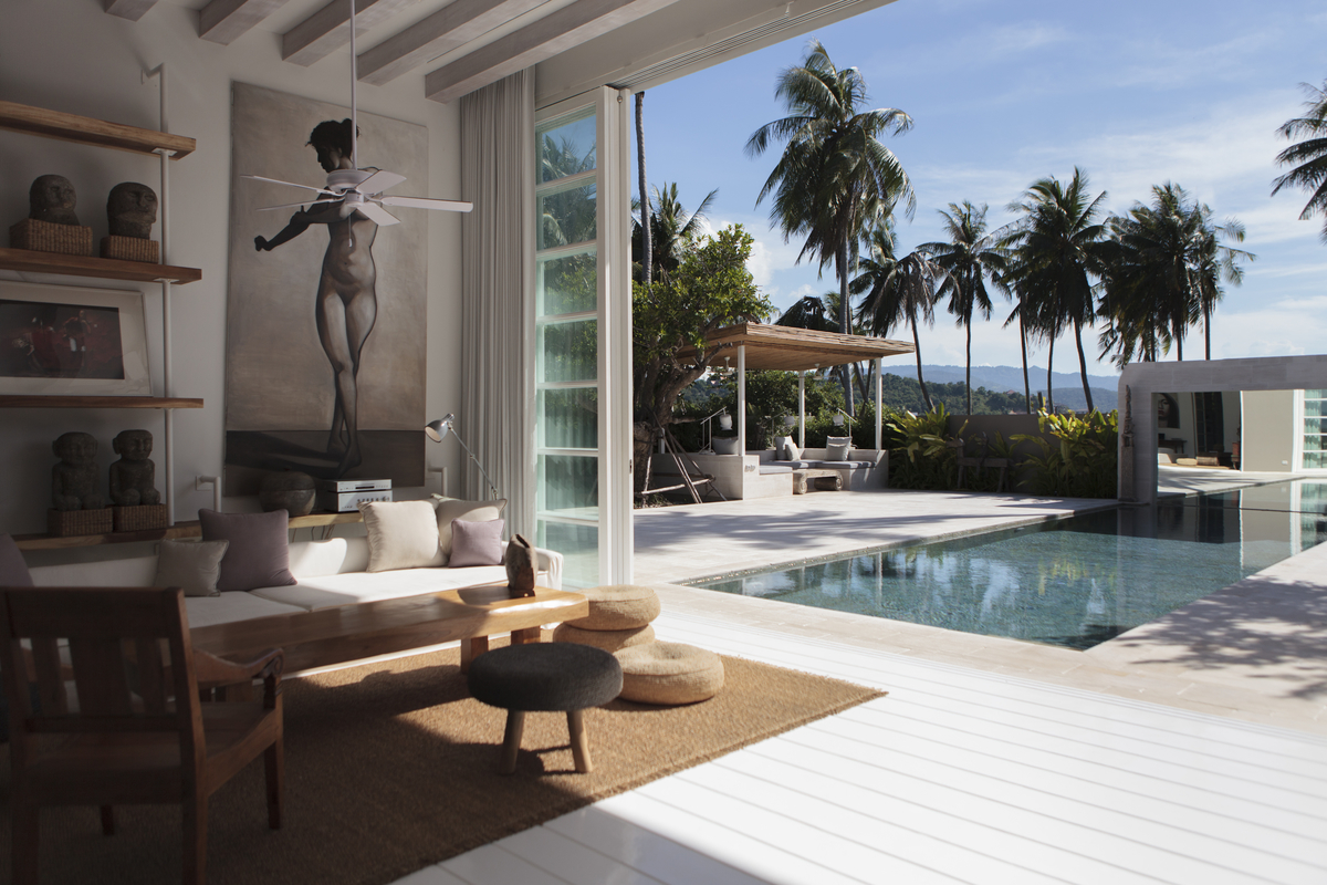 1 Bedroom Option  Garden View Villa with Private Pool at Choeng Mon Koh Samui