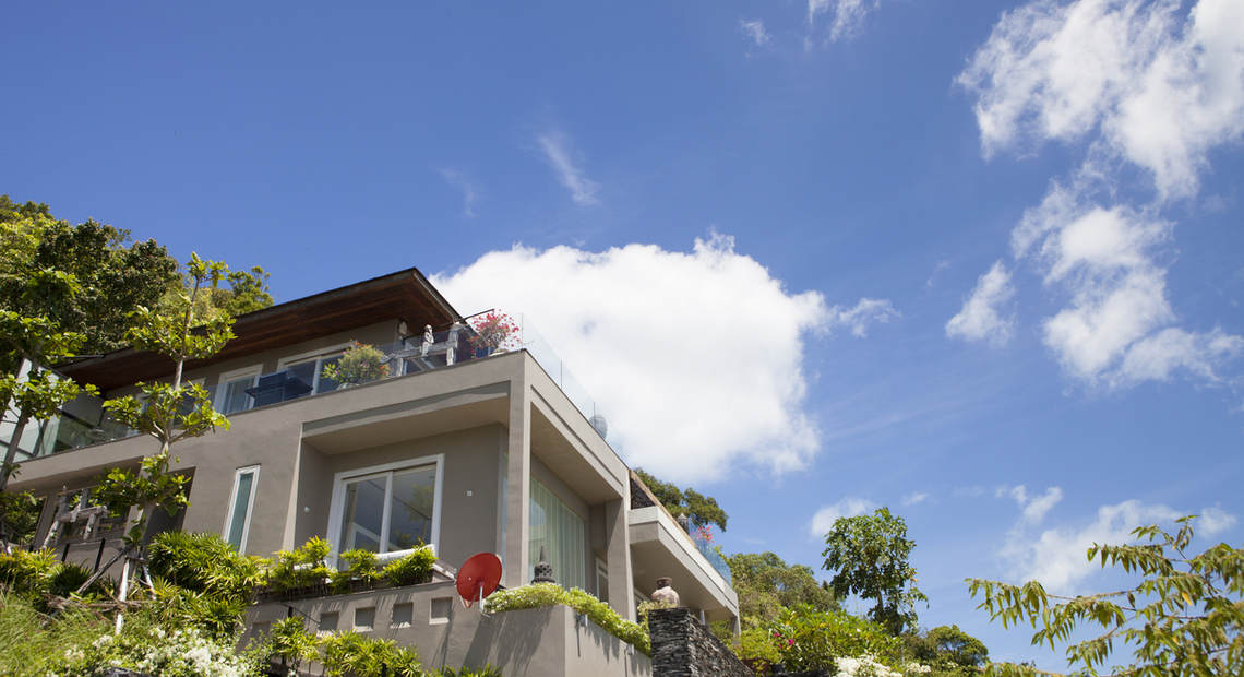 1 Bedroom Villa Option with Sea View and Pool at Choeng Mon Ko Samui