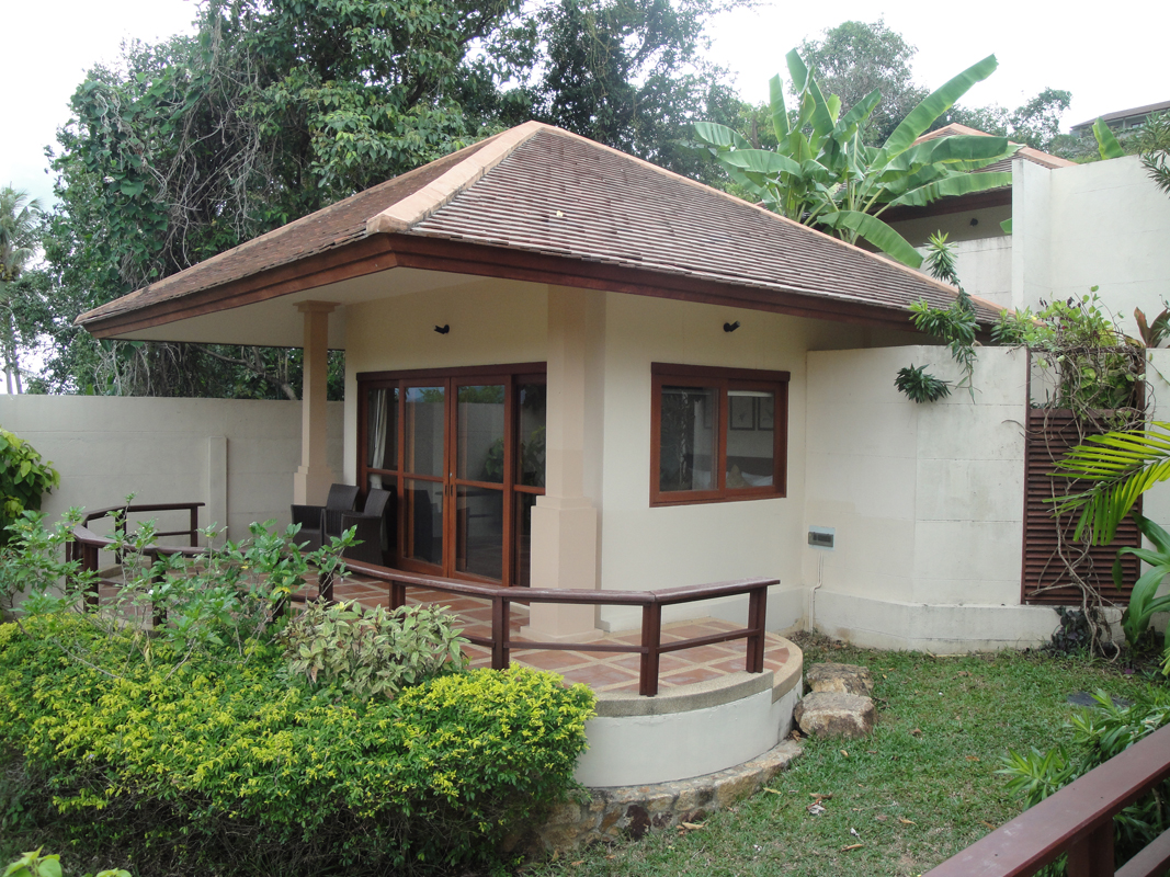3 Bedroom Garden View Villa with Private Pool at Choeng Mon Samui