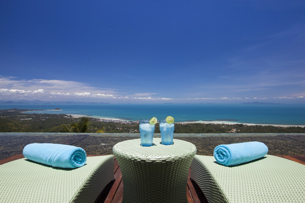 5 Bedroom Sea View Villa with Private Pool at Nathon Koh Samui