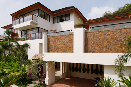 4 Bedroom Sea View Villa with Private Pool at Bo Phut Ko Samui