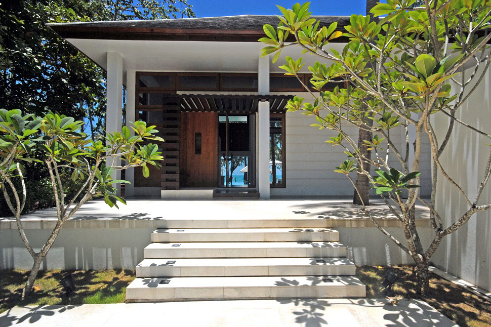 5 Bedroom Option Beach Front Villa with Pool at Lipa Noi Koh Samui