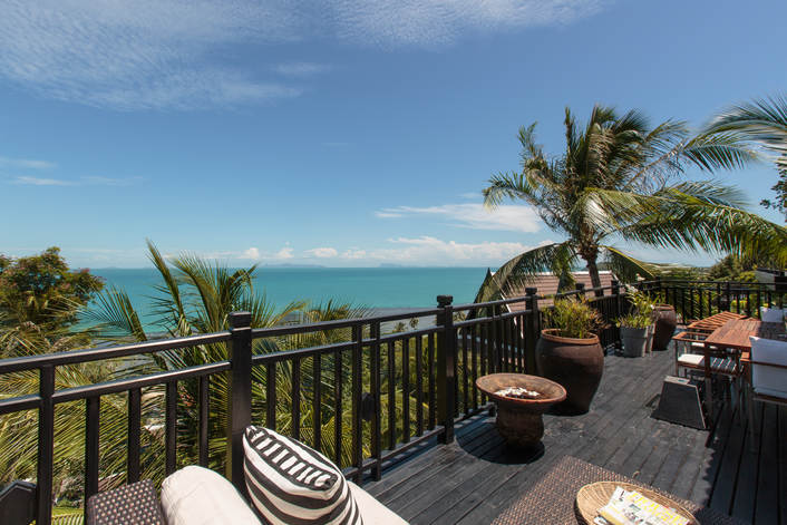 5 Bedroom Resort Villa with Shared Pool at Taling Ngam Koh Samui