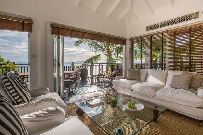 3 Bedroom Option Resort Villa with Shared Pool at Taling Ngam Koh Samui