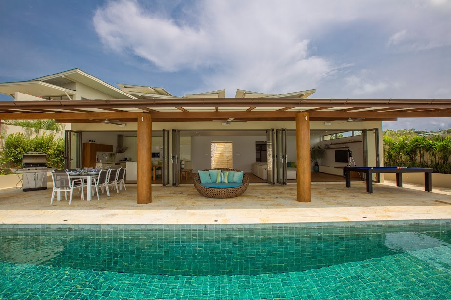 4 Bedroom Sea View Villa with Private Pool at Plai Laem Koh Samui
