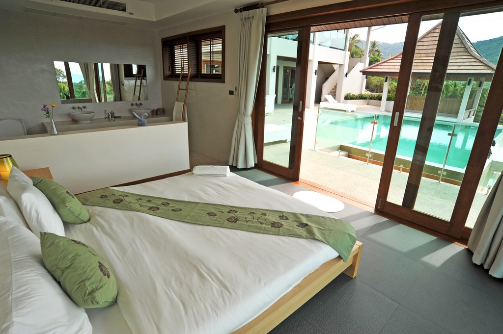 5 Bedroom Sea View Villa with Private Pool at Maenam