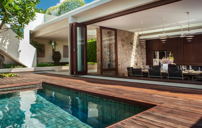 5 Bedroom Sea View Villa with Infinity Pool at Choeng Mon Samui