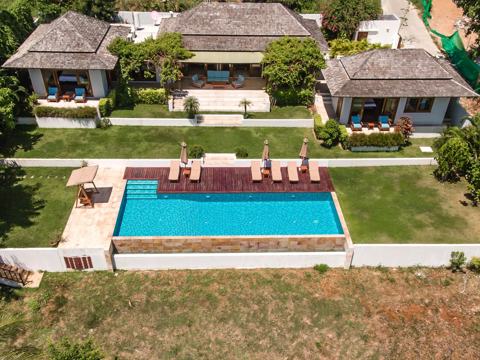 1 Bedroom Option Sea View Villa with Private Pool at Tongson Bay Koh Samu1