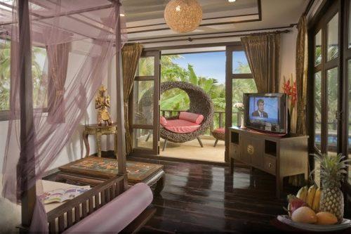 3 Bedroom Garden Villa with Private Pool at Choeng Mon Ko Samui