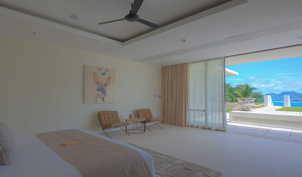 6 Bedroom Pool Villa with Sea View at Choeng Mon Ko Samui