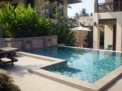 4 Bedroom Resort Villa with Private Pool at Maenam Koh Samui