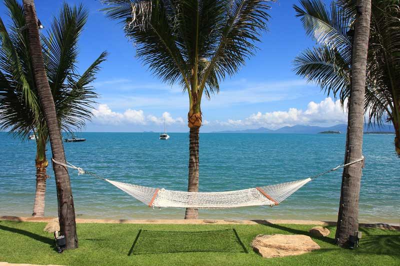 7 Bedroom Beach Front Villa with Private Pool at Bangrak Koh Samui