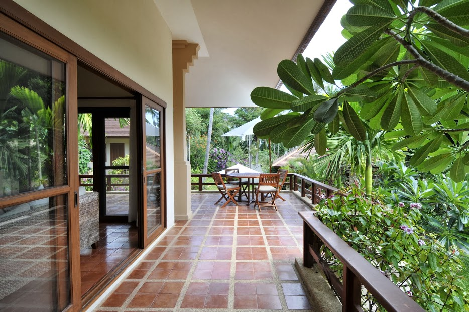 2 Bedroom Option Garden View Villa with Private Pool at Choeng Mon Koh Samui