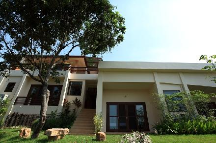 5 Bedroom Sea View Villa with Private Pool at Choeng Mon Koh Samui