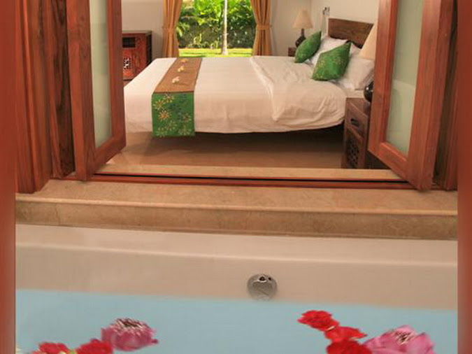 2 Bedroom Garden Villa with Private Pool at Choeng Mon Koh Samui