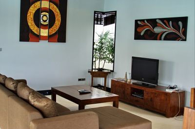 2 Bedroom Garden Villa with Private Pool at Choeng Mon Ko Samui
