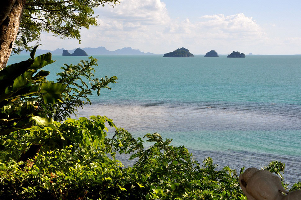 2 Bedroom Beach Front Villa with Private Pool at Taling Ngam  Koh Samui Thailand