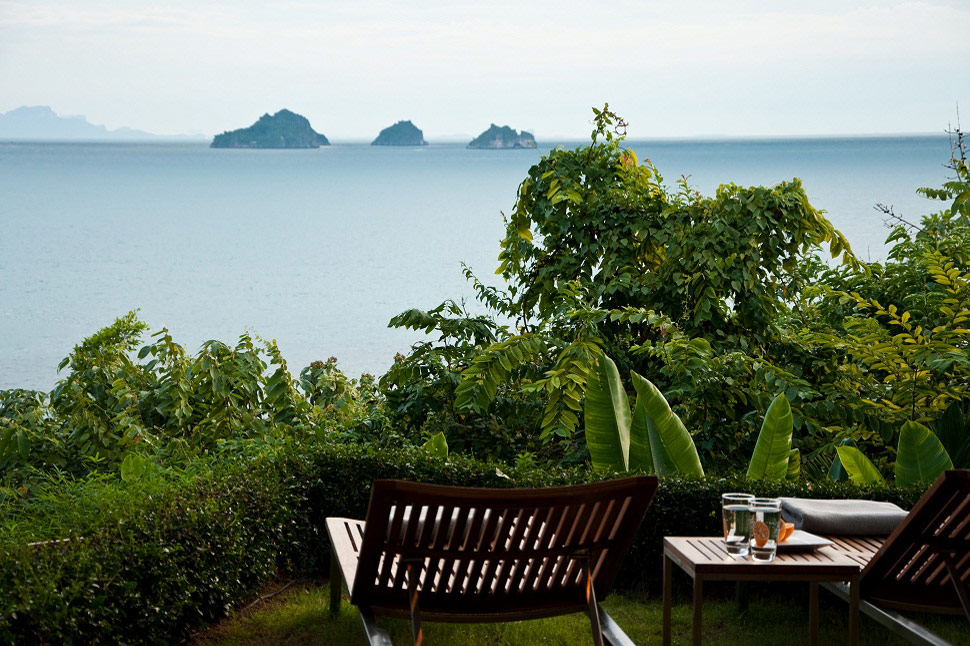1 Bedroom Option Sea View Villa with Private Pool at Taling Ngam  Koh Samui