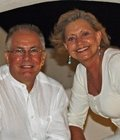 Mark Cox and Eileen Smith, parters at Samui Island Villas