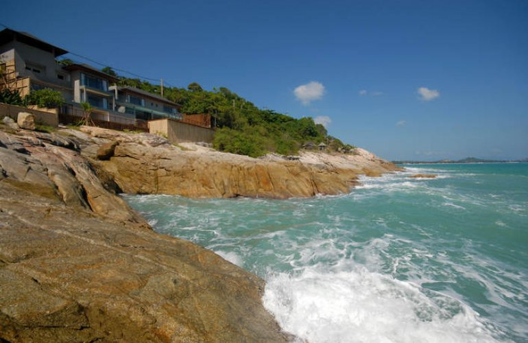 4 Bedroom Sea View Villa with Private Pool at Chaweng Koh Samui