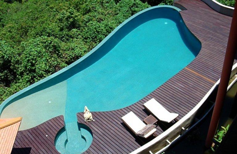 2 Bedroom Sea View Villa with Private Pool at Bang Por Koh Samui