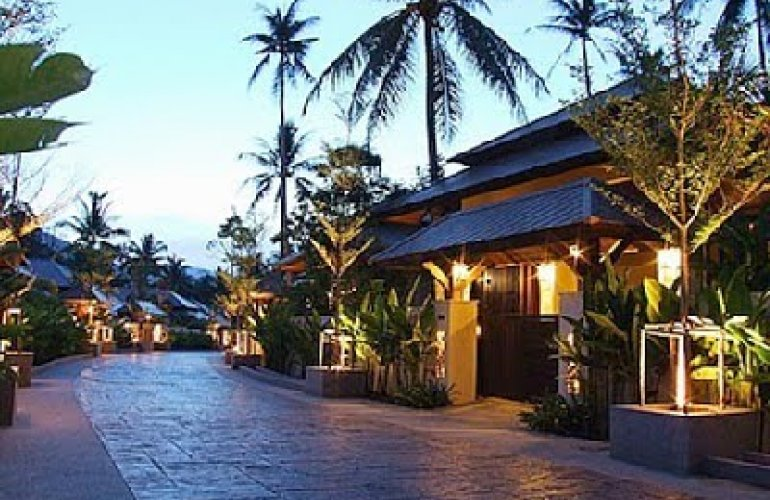 3 Bedroom Resort Villa with Private Pool at Maenam Koh Samui